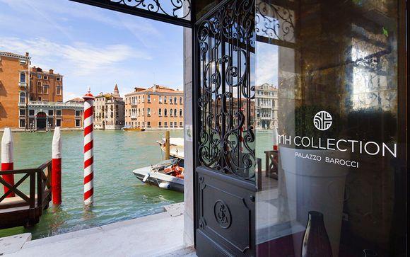 Hôtel NH Collection Palazzo Barocci 4*