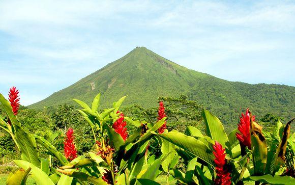 Costa Rica San Jose - Autotour en toute liberté au Costa Rica à partir de 1 416,00 €