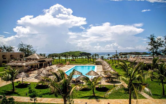 Seven Island Beach Resort 4* et safari