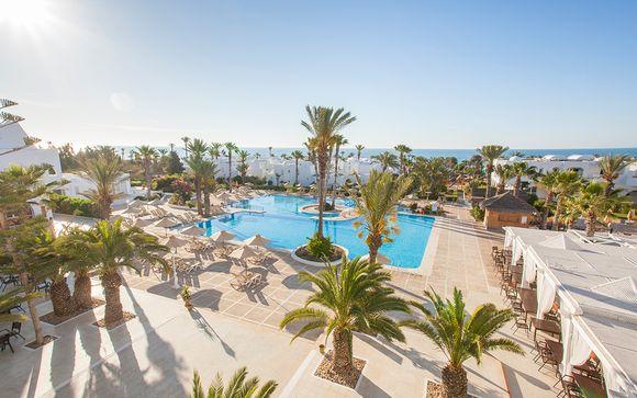 Hôtel-Club sous les palmiers en tout inclus