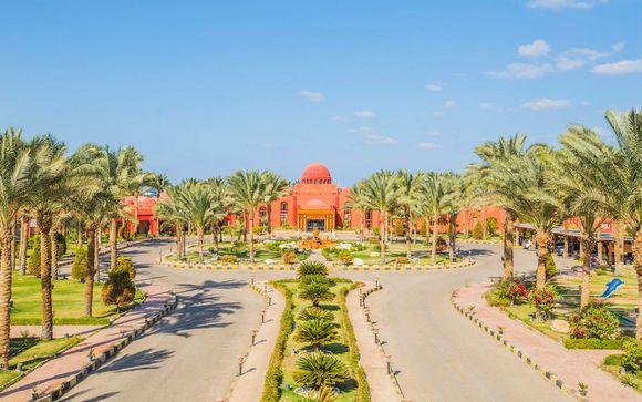 Oasis de détente au pays des Pharaons