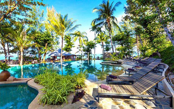 Hôtel Moracea by Khao Lak Resort et pré-extension possible à Bangkok
