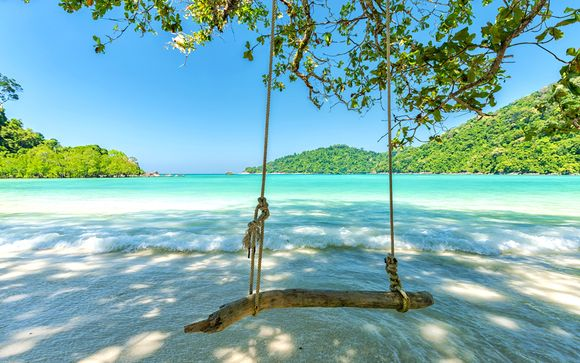 Cachet Dewa Phuket 5*, Holiday Inn Phi Phi 4* et The Sands 5*