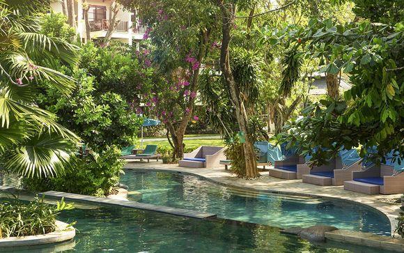 Novotel Nusa Dua 5* et pré-extension possible à Ubud