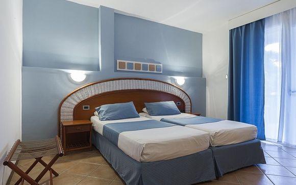 Poussez les portes de votre Hôtel Smartline Crioula Santa Maria