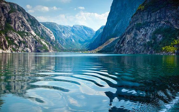 Autotour au coeur des fjords
