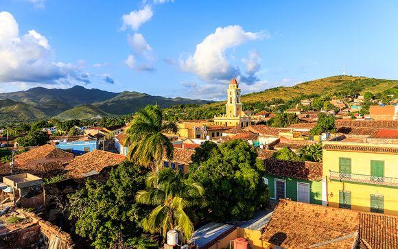 Combin� Casa Particular Sup�rieure et h�tel Dhawa Cayo Santa Maria 5*