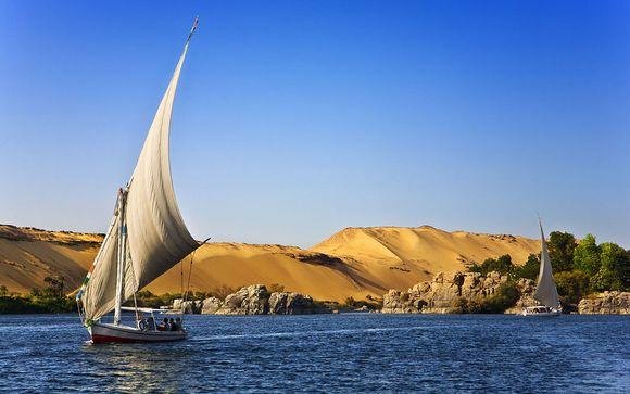 Zoom sur votre croisière Rêveries du Nil