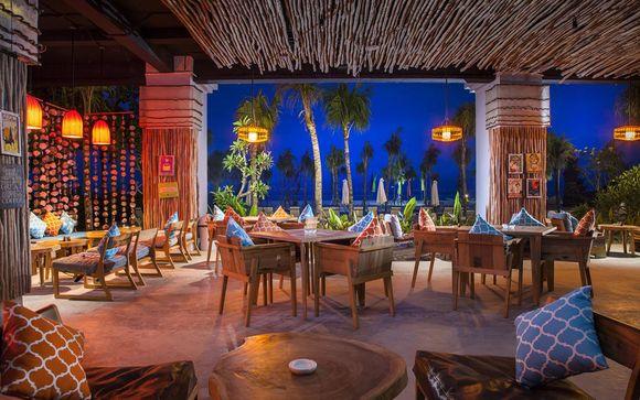 Poussez les portes de l'Hôtel Mahagiri Resort Nusa Lembongan 4*