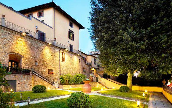 Demeure de charme en Toscane