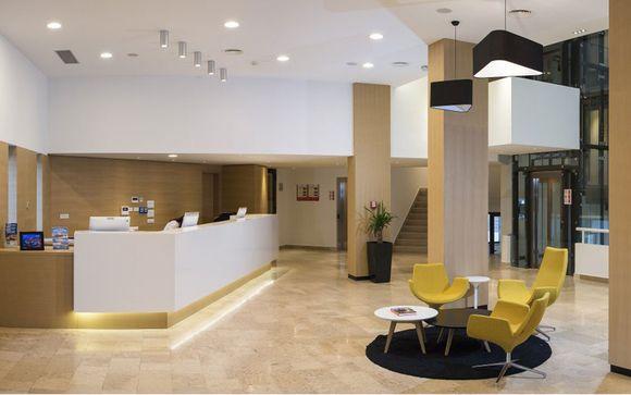 Poussez les portes de l'hôtel Liburna 4*