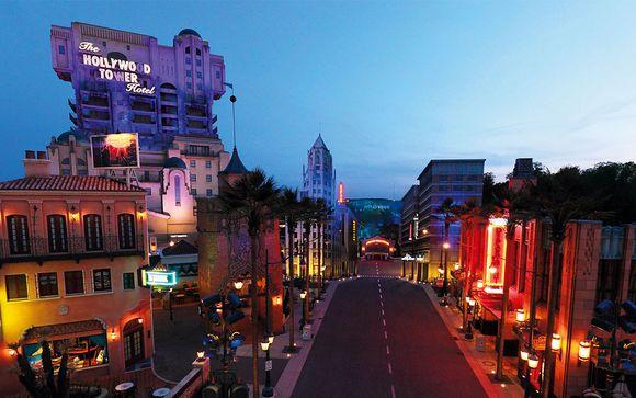 Le Parc Walt Disney® Studios