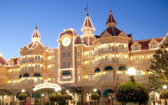 Poussez les portes de votre hôtel 5* Disney