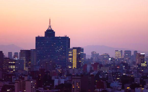 Mettez une option sur l'évasion à Mexico City