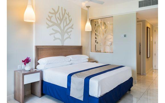 Poussez les portes de l'hôtel Dhawa 5* à Cayo Santa Maria