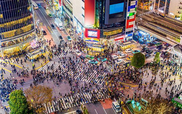 Mettez une option sur l'évasion à Tokyo