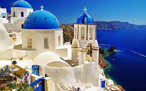 Rendez-vous... dans les Cyclades