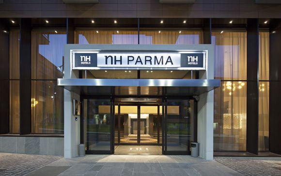 Poussez les portes de l'hôtel NH Parma 4*