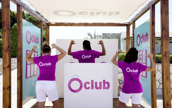 Poussez les portes de votre Club 5*
