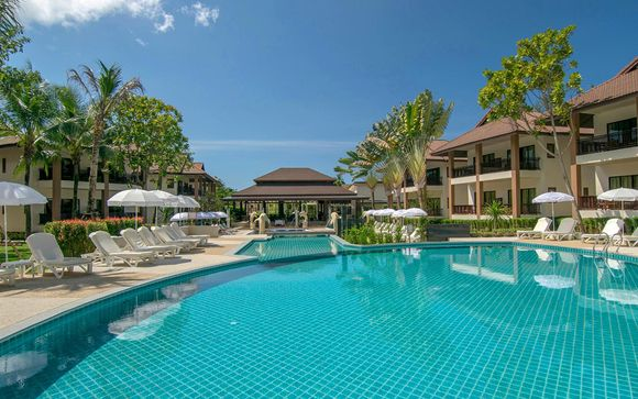 Votre extension à l'hôtel The Leaf Oceanside 4* à Khao Lak (si vous choisissez l'offre 2)