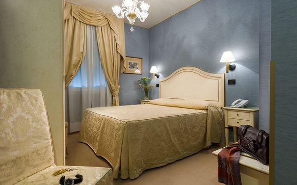 Poussez les portes de votre hôtel Carlton Capri