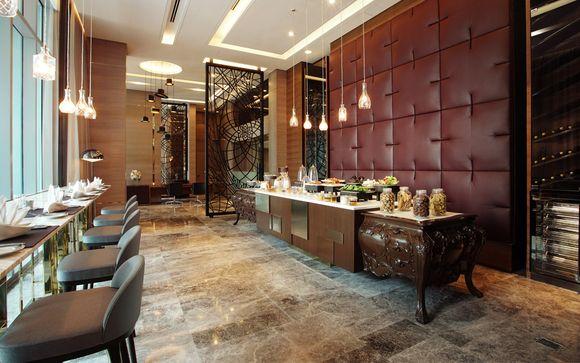 Poussez les portes de l'hôtel Sofitel Kuala Lumpur Damansara 5* à Kuala Lumpur