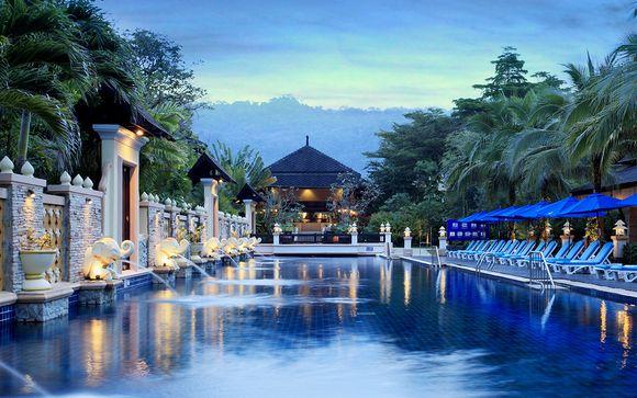Votre extension à l'hôtel Centara Seaview Resort 4* à Khao Lak