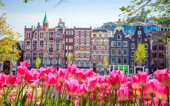 Rendez-vous... à Amsterdam