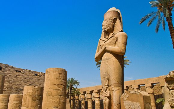 Au fil de l'eau : votre croisière sur le Nil