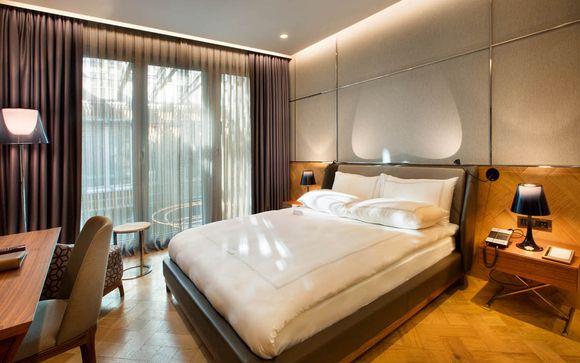 Poussez les portes de votre boutique-hôtel luxe