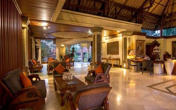 Poussez les portes de l'hôtel Payogan Villa Resort 5* à Ubud