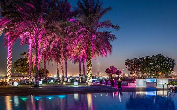 Votre pré-extension possible à Dubaï (si vous choisissez l'offre 2)