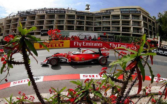 Le Grand Prix Formule 1 de Monaco