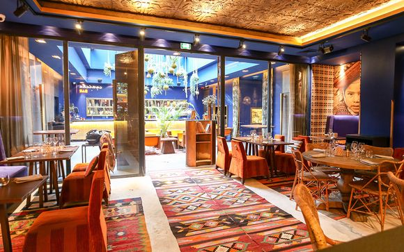 Boutique-hôtel 1K Paris 4* avec croisière sur la Seine incluse