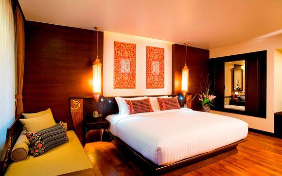 Poussez les portes de l'hôtel Hôtel Siripanna Villa Resort 4*