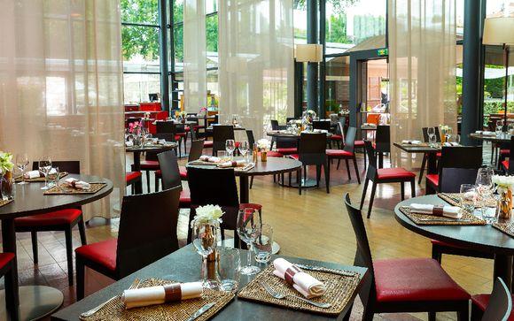 Poussez les portes de l'Aquabella Hôtel & Spa 4* à Aix-en-Provence
