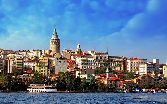 Rendez-vous à Istanbul
