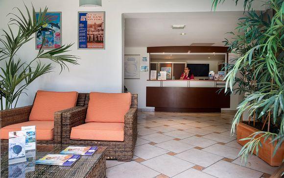 Poussez les portes de votre résidence Pierre & Vacances La Rostagne