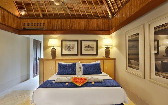 Poussez les portes de l'hôtel Sudamala Suites & Villas Senggigi 5* à Lombok