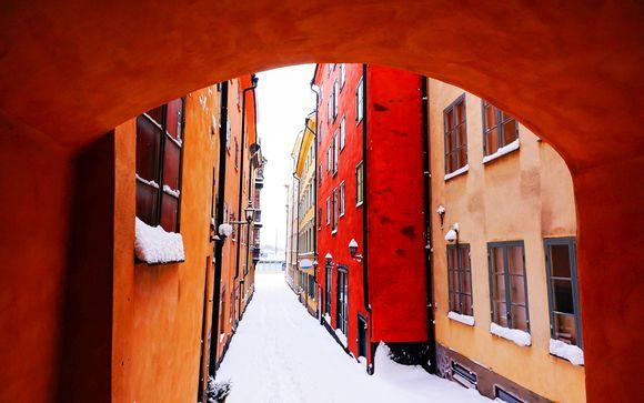 Rendez-vous à... Stockholm