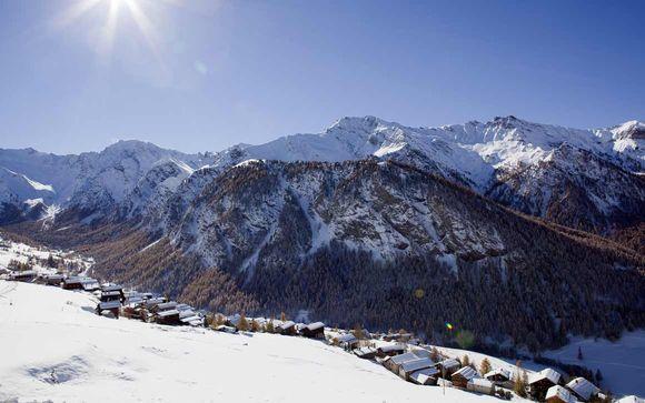 Rendez-vous...  dans les Alpes