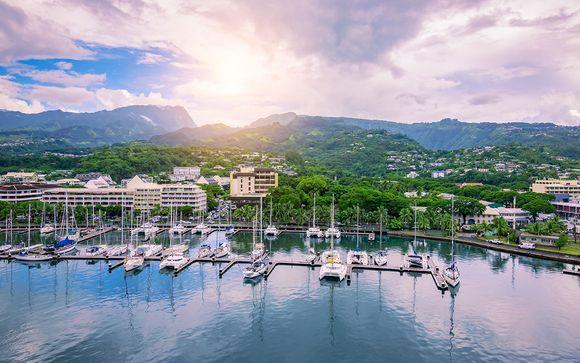 Rendez-vous... en Polynésie