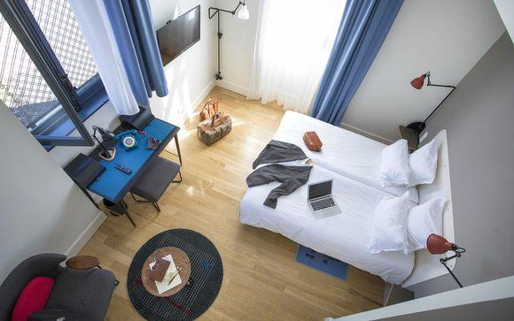 Poussez les portes de votre hôtel Fourvière 4*