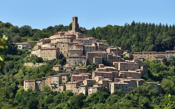Rendez-vous... à Riparbella et Florence