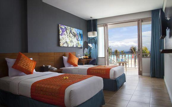 Poussez les portes du Mahagiri Resort Nusa Lembongan 4*
