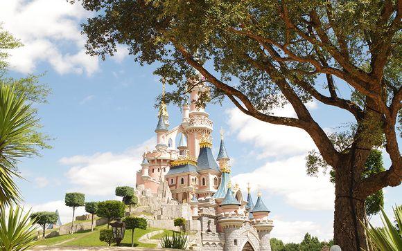 Accès aux parcs Disneyland® et Walt Disney Studios®