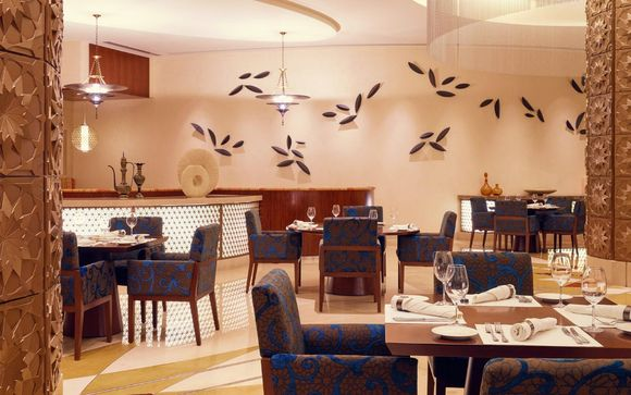Poussez les portes de votre Swissotel Al Ghurair Dubai 5*