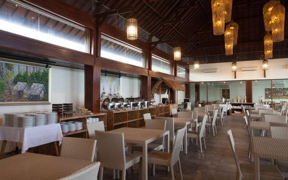 Poussez les portes de l'hôtel Adiwana D'Nusa Beach Club 4* à Nusa Lembongan