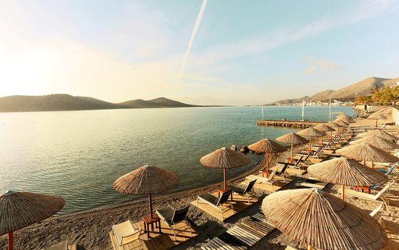 Poussez les portes de l'hôtel Elounda Blu 4* - Adult Only - en Crète