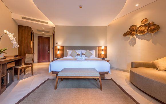 Poussez les portes de l'hôtel Tanadewa Resort & Spa Ubud 4*
